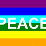 Bandiera della pace - da sito Legambiente