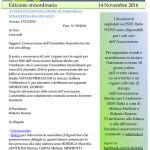 ISDE Italia News - Edizione straordinaria - Indice